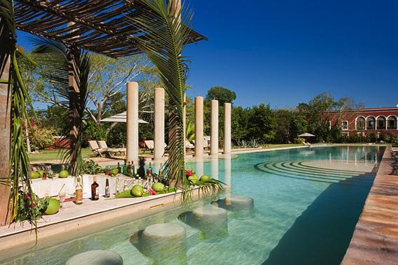 Hacienda Temozon A Luxury Collection Hotel Yucatan Peninsula Mexico