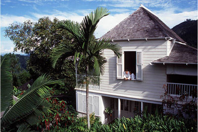 Strawberry Hill - Irish Town, Jamaica, Caribbean - Boutique Spa Resort