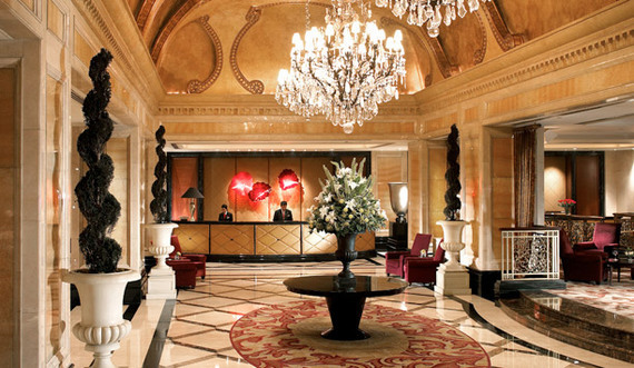The Langham, Hong Kong - Kowloon, China - 5 Star Luxury Hotel-slide-4