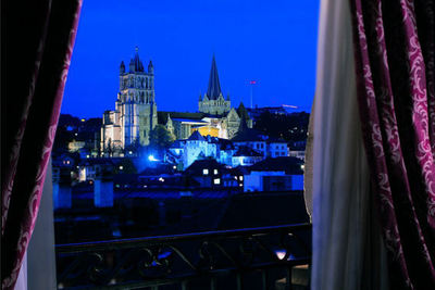 Lausanne Palace & Spa, Switzerland 5 Star Luxury Hotel