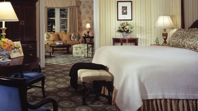 The Omni Homestead Resort - Hot Springs, Virginia