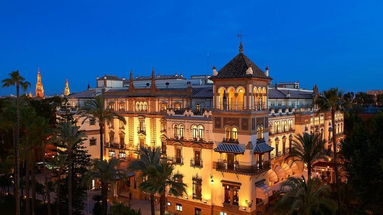 Hotel Alfonso XIII, A Luxury Collection Hotel - Seville, Spain-slide-19