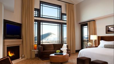 Waldorf Astoria Park City, Utah 5 Star Luxury Resort Hotel