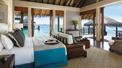 Shangri-La's Villingili Resort and Spa - Maldives 5 Star Luxury Hotel & Golf Course