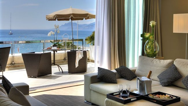 JW Marriott Cannes - Cote d'Azur, France - 5 Star Luxury Hotel-slide-3