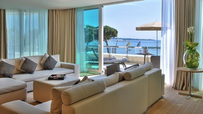 JW Marriott Cannes - Cote d'Azur, France - 5 Star Luxury Hotel-slide-2
