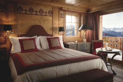 LeCrans Hotel & Spa - Crans-Montana, Switzerland - 5 Star Luxury Ski Lodge
