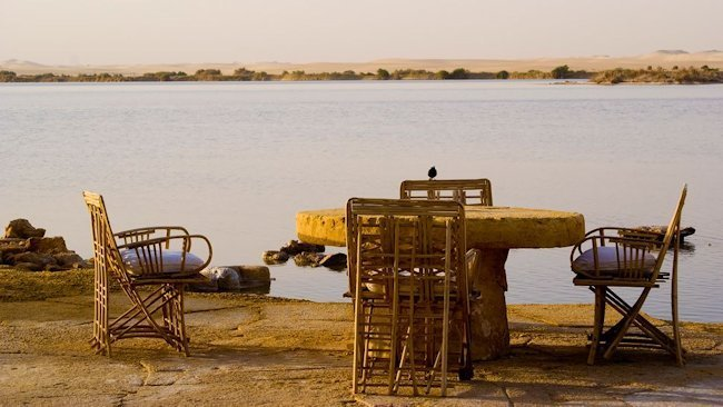 Adrere Amellal Desert Ecolodge - Siwa, Egypt - Luxury Lodge-slide-1