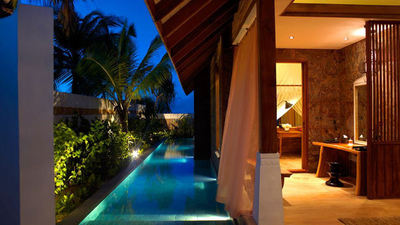 Jumeirah Vittaveli Maldives, Exclusive 5 Star Luxury Resort