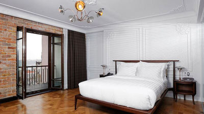 Georges Hotel - Istanbul, Turkey - Boutique Hotel
