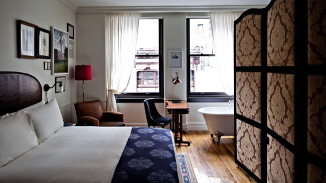 The NoMad Hotel - New York City - Luxury Boutique Hotel-slide-1