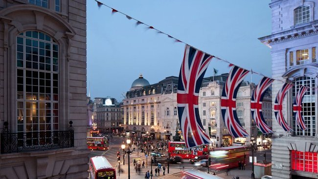 Cafe Royal Hotel - London, England - 5 Star Luxury Hotel-slide-3