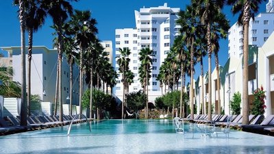 Delano South Beach - Miami Beach, Florida - Boutique Hotel
