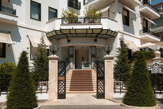 Hotel Lord Byron - Rome, Italy - 5 Star Luxury Boutique Hotel-slide-3