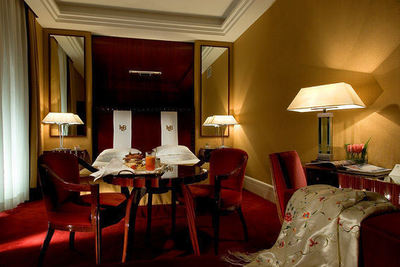 Hotel Lord Byron - Rome, Italy - 5 Star Luxury Boutique Hotel