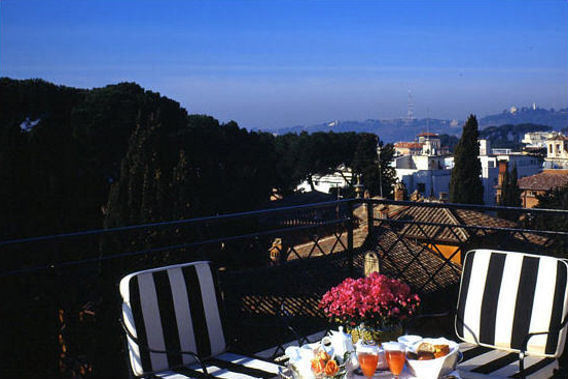 Hotel Lord Byron - Rome, Italy - 5 Star Luxury Boutique Hotel-slide-2