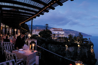 Belmond Reid's Palace - Funchal, Madeira, Portugal - 5 Star Luxury Resort Hotel