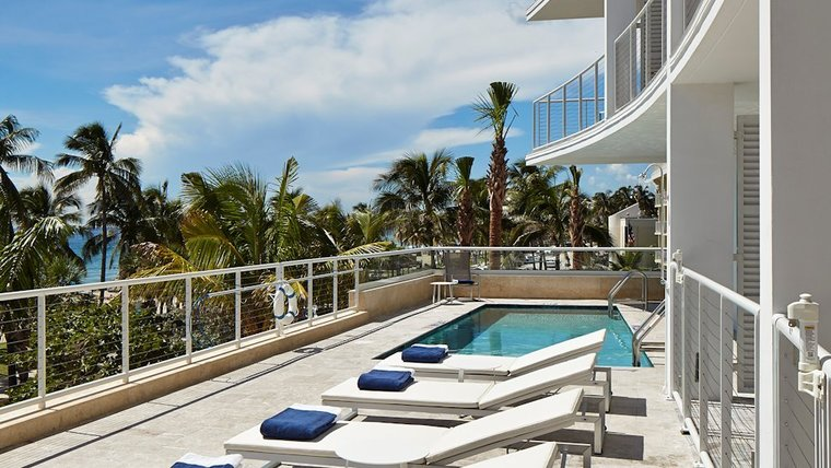 Royal Blues Hotel Deerfield Beach Florida Luxury Boutique Slide 15