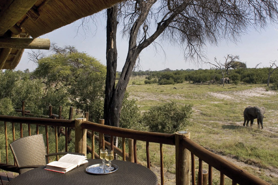 Belmond Savute Elephant Camp - Chobe National Park, Botswana -slide-13