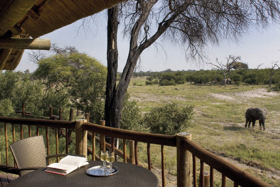 Belmond Savute Elephant Camp - Chobe National Park, Botswana -slide-1