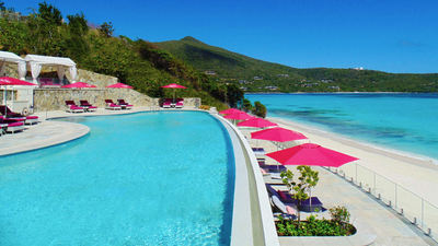 Pink Sands Club - Canouan Island, St. Vincent & The Grenadines
