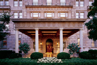 The Hay-Adams - Washington, DC - Exclusive 5 Star Luxury Hotel