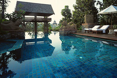 Four Seasons Resort Chiang Mai, Thailand