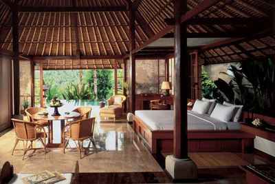 Amandari - Ubud, Bali, Indonesia - 5 Star Luxury Resort Hotel