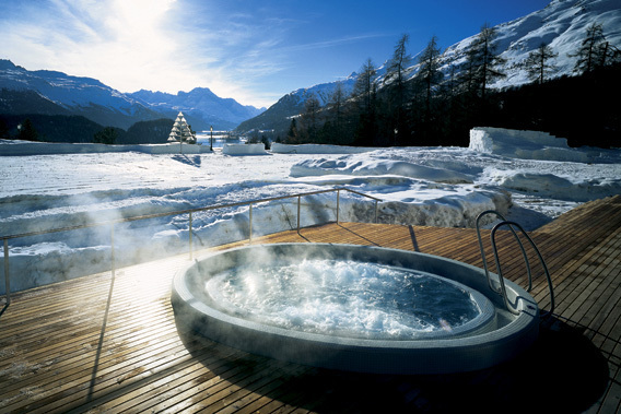 Suvretta House St Moritz Switzerland 5 Star Luxury Hotel Slide