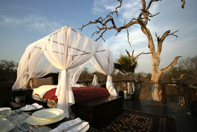 Lion Sands Ivory Lodge - Kruger National Park, South Africa