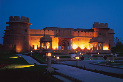 The Oberoi Rajvilas - Jaipur, Rajasthan, India