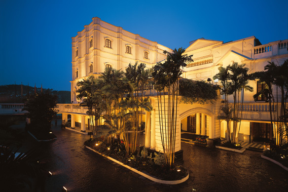 The Oberoi Grand - Kolkata, India - 5 Star Luxury Hotel-slide-3