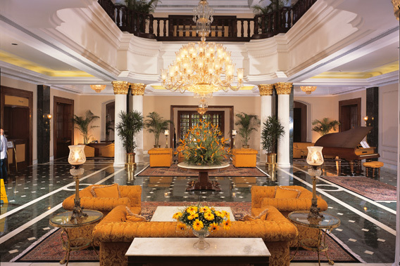 The Oberoi Grand - Kolkata, India - 5 Star Luxury Hotel-slide-2