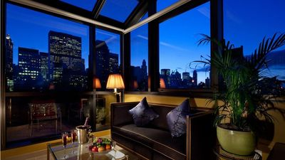 Hotel Plaza Athenee - New York City - 5 Star Luxury Hotel