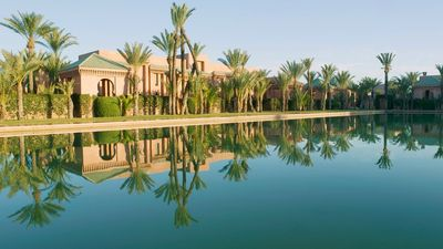 Amanjena - Marrakech, Morocco - Exclusive 5 Star Luxury Resort