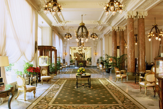 Hotel Du Palais Biarritz France 5 Star Luxury Resort