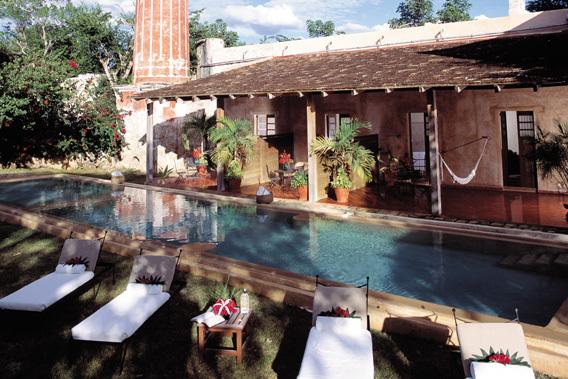 Hacienda Santa Rosa A Luxury Collection Hotel Yucatan Peninsula