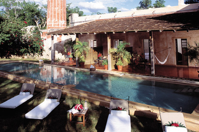 Hacienda Santa Rosa, A Luxury Collection Hotel - Yucatan Peninsula, Mexico - Exclusive 5 Star Luxury Inn
