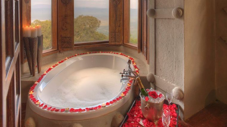 andBeyond Ngorongoro Crater Lodge - Serengeti, Tanzania - Luxury Safari Lodge-slide-19