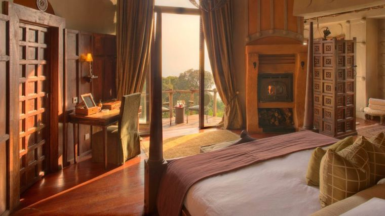 andBeyond Ngorongoro Crater Lodge - Serengeti, Tanzania - Luxury Safari Lodge-slide-18
