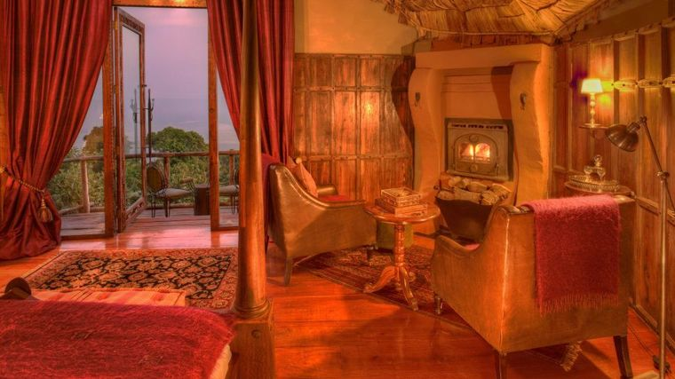 andBeyond Ngorongoro Crater Lodge - Serengeti, Tanzania - Luxury Safari Lodge-slide-16