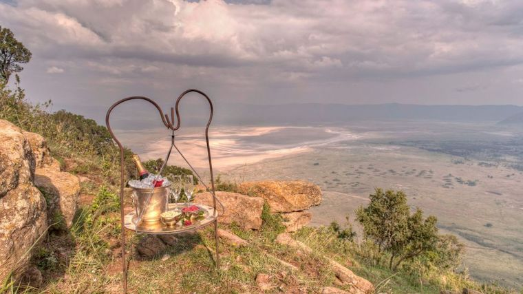 andBeyond Ngorongoro Crater Lodge - Serengeti, Tanzania - Luxury Safari Lodge-slide-15