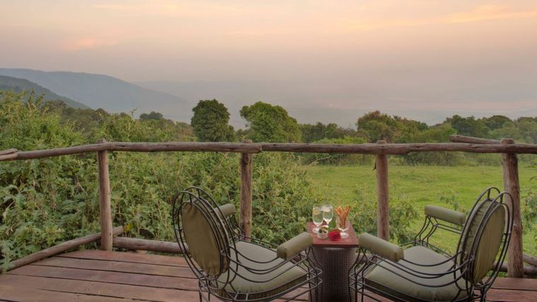 andBeyond Ngorongoro Crater Lodge - Serengeti, Tanzania - Luxury Safari Lodge-slide-11