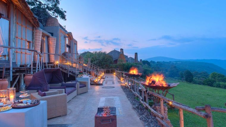 andBeyond Ngorongoro Crater Lodge - Serengeti, Tanzania - Luxury Safari Lodge-slide-20
