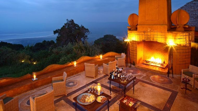andBeyond Ngorongoro Crater Lodge - Serengeti, Tanzania - Luxury Safari Lodge-slide-9