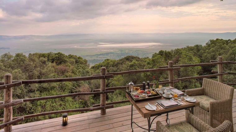 andBeyond Ngorongoro Crater Lodge - Serengeti, Tanzania - Luxury Safari Lodge-slide-6