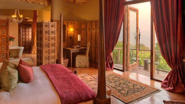 andBeyond Ngorongoro Crater Lodge - Serengeti, Tanzania - Luxury Safari Lodge-slide-4