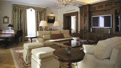 Badrutt's Palace - St. Moritz, Switzerland - 5 Star Luxury Resort Hotel