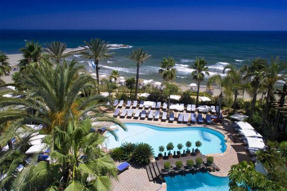 Hotel Puente Romano Marbella Costa Del Sol Spain Luxury Beach