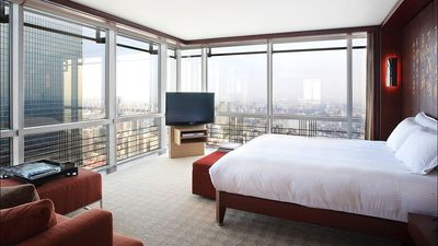 Grand Hyatt Shanghai, China 5 Star Luxury Hotel